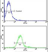 ROR1 Antibody (PA5-14725) in Flow Cytometry