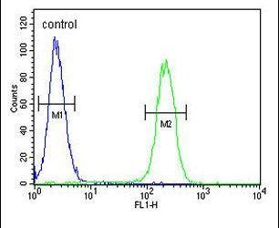 ROBO4 Antibody (PA5-25023) in Flow Cytometry