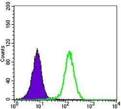 LKB1 Antibody (MA5-15729) in Flow Cytometry