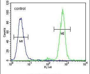 TAPT1 Antibody (PA5-24318) in Flow Cytometry