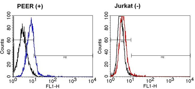 TCR gamma/delta Antibody (TCR2061) in Flow Cytometry