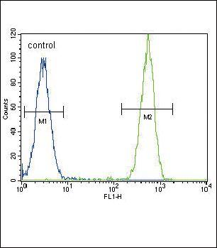 TERT Antibody (PA5-11446) in Flow Cytometry