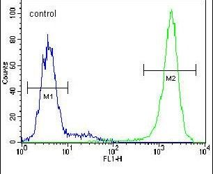 TIGD3 Antibody (PA5-24519) in Flow Cytometry