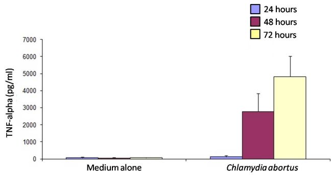 TNF alpha Antibody (PBOTNFAI) in ELISA