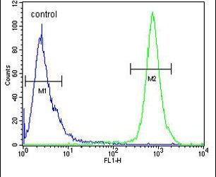 TRAPPC3 Antibody (PA5-23684) in Flow Cytometry