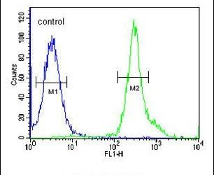 TSPAN3 Antibody (PA5-25472) in Flow Cytometry