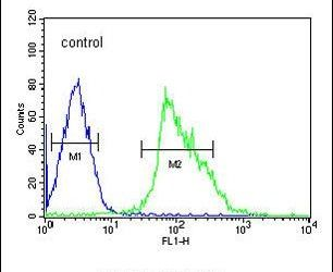 USP17 Antibody (PA5-25405) in Flow Cytometry