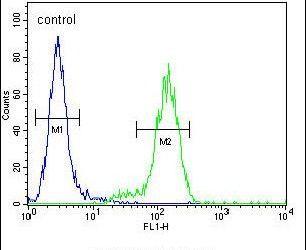 VWA3B Antibody (PA5-23810) in Flow Cytometry