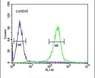 WDR49 Antibody (PA5-24358) in Flow Cytometry