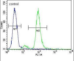 ZIK1 Antibody (PA5-24079) in Flow Cytometry