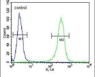 ZNF473 Antibody (PA5-26756) in Flow Cytometry