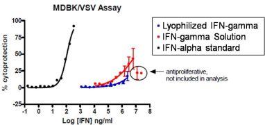 Bovine IFN gamma Protein (RBOIFNGI)